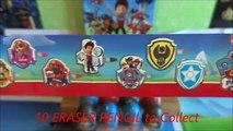 Des œufs patrouille patte jouets avec 12 nickelodeon surprises jouets oeufs surprise de collecte