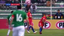 Bolivia vs Chile 1 - 0 All Goals & Highlights 5_09_2017