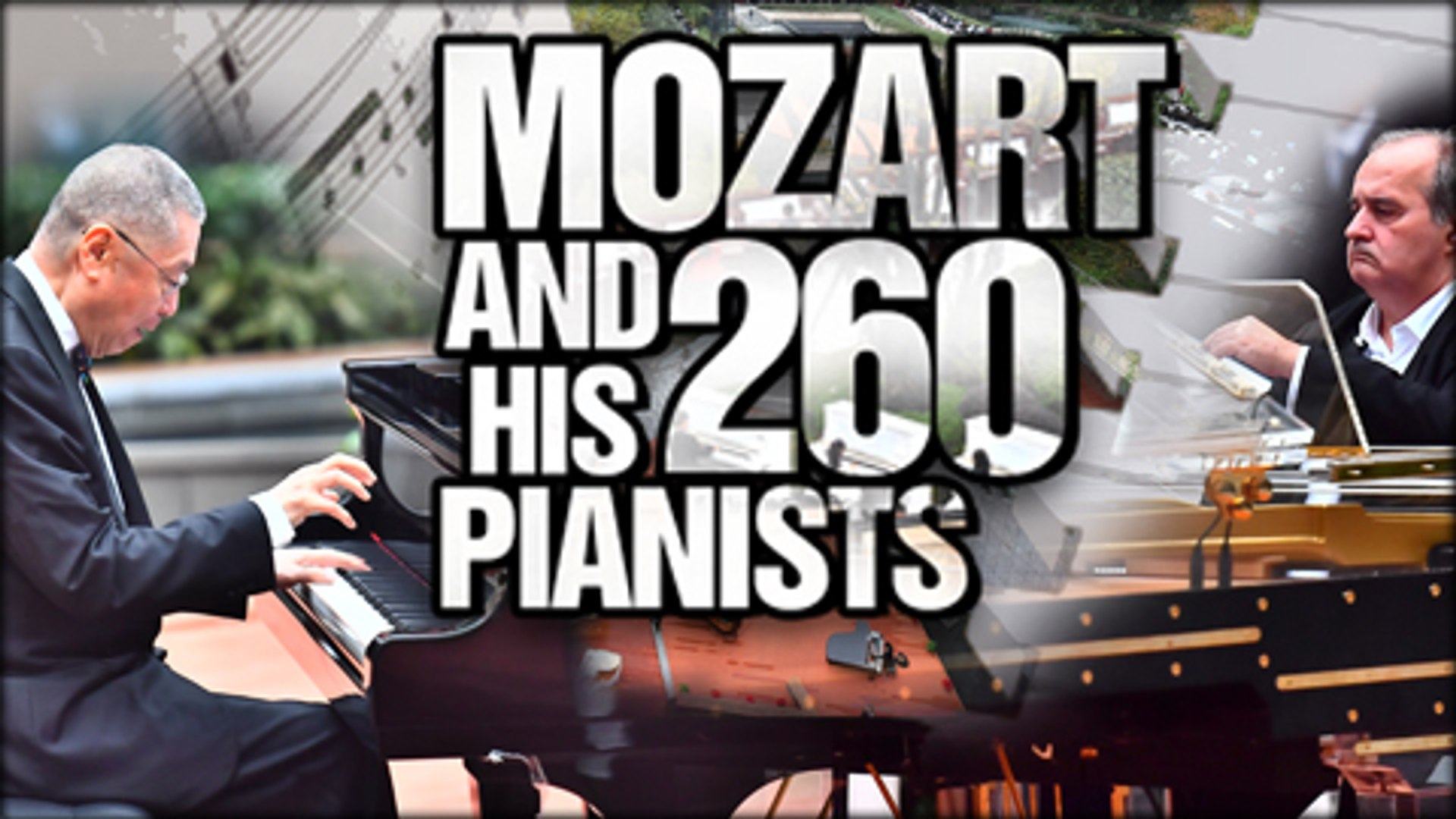 Mozart And His 260 Pianists (2017) - Trailer (Documentary, Music, Family)