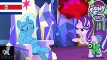 My Little Pony La Magia de la Amistad. Temporada 7 Ep 145 ''Embotellada''  Español Latino (HD).
