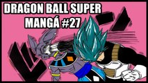 Análise Mangá - Dragon Ball Super #27