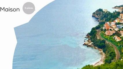 A vendre - Maison/villa - Roquebrune cap martin (06190) - 5 pièces - 98m²