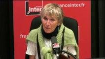 """Anne Bert : """"De devoir partir, c'est une violence inouïe."""""""