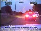 Course-poursuite entre la police anglaise et des braqueurs dans une Audi RS6 ayant 2 pneus crevés !