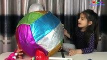 GIANT Chupa Chups Lollipops Smash Life Size Giant Eat Giant Candy Challenge Gummy Bear Cho