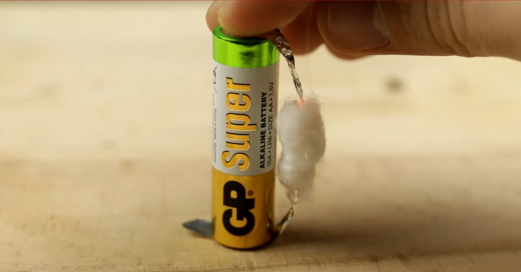 What Can You Make Using Batteries...