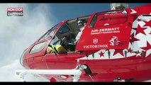 Candide Thovex : le teaser du nouveau film avec le skieur fou (vidéo)