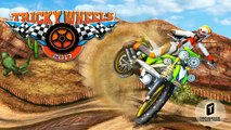 Tricky Wheels 2017 (by Tapinator) - Android Gameplay HD - Extreme Motor Bike Stunts Games