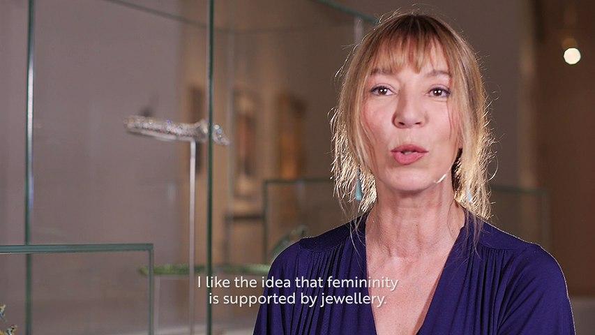 Musée d'Art moderne | Inteview Victoire De Castellane, exposition Medusa Bijoux d'artistes
