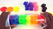 Niños colores colores Niños Aprender enseñar para niños pequeños con Pacman  