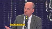 """""""Vers 4 000 postes supplémentaires l'an prochain"""" pour l'école primaire, selon Jean-Michel Blanquer"""