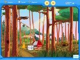Nouveau année Smeshariki jeu passage Smeshariki recueillir pays version complète du passage