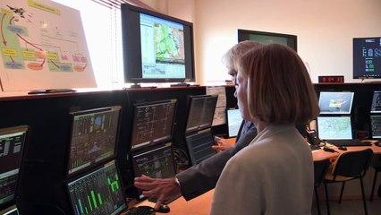 Présentation du nEUROn au ministre des Armées - Dassault Aviation