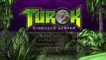 Turok: Dinosaur Hunter EX: Défi Couteau et Arc Seulement, Hardcore [1] Flèches high-Tek