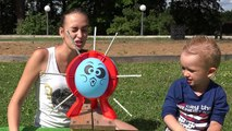 БУМ БУМ БАЛЛУН ЧЕЛЛЕНДЖ С СЮРПРИЗАМИ ВНУТРИ 4K BOOM BOOM BALLOON CHALLENGE fun game for kids