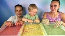 ЧЕЛЛЕНДЖ С ЕДОЙ! Горох - Кукуруза - Фасоль ШОК ЧЕЛЕНДЖ! Вызов принят! Kids vs Food! Challenge