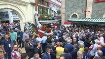 Giresun Başbakan Yıldırım AK Parti Giresun İl Başkanı Hasan Ali Tütüncü'nün Cenaze Törenine Katıldı