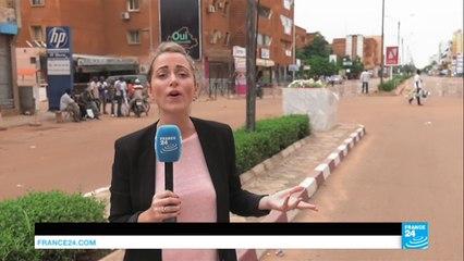 Attentat au Burkina Faso, l'équipe d'Hémisphère Africa sur place pour France24
