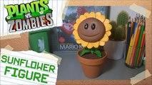 Bricolage plantes tournesol contre des morts-vivants comment faire |