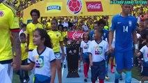 Colômbia 1 x 1 Brasil - Gols & Melhores Momentos (COMPLETO) Eliminatórias da Copa 2018 [R.S Tudo Sobre Futebol]S