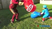 Amérique des ballons bataille capitaine civile bats toi fer homme merveille super-héros contre guerre eau ryan