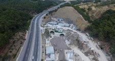 İzmir-Manisa Arasını 15 Dakikaya İndirecek Tünelde Sona Yaklaşıldı