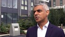 Khan: Hard Brexit would strangle London economy