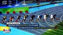 SPORTS NEWS: Usain St. Leo Bolt