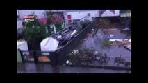 Ouragan Irma : Les terribles images des internautes à Saint-Martin et Saint-Barth (Vidéo)