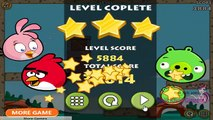 Angry Birds Heroic Rescue Bad Piggies Game Walkthrough All Levels 1-24