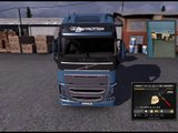 Euro Truck Simulator 2 Volvo Truck Sound Mod - The Godfather Horn