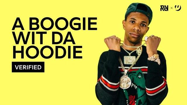 """A Boogie Wit Da Hoodie Breaks Down """"Drowning"""""""