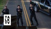 """""""Os roteiristas de Brasília são super criativos"""" diz diretor do filme Polícia Federal"""