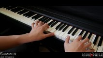 Summer - Joe Hisaishi (Piano Cover)