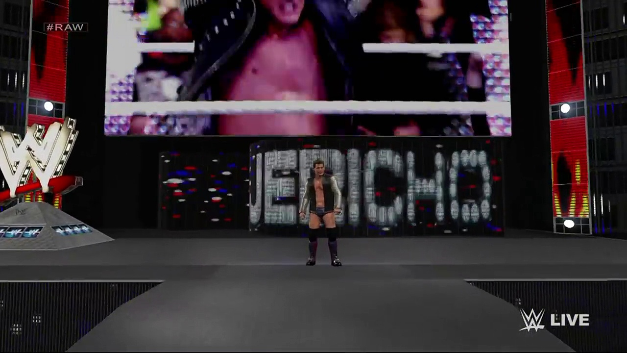 WWE The Beast In The East Special: Chris Jericho vs. Neville (Predictions)
