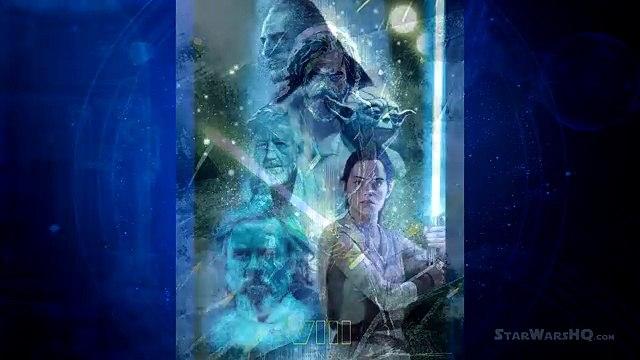 Star Wars Episode 8: The Last Jedi - NEW Private Trailer Reveals Rey Scene! Yoda and Jedi