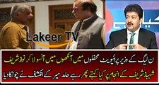 Hamid Mir Exposing CM Shahbaz Sharif's daughter Rabia gets an