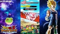 EXTREME DUAL SUMMON! INT Kid Buu & LR Majin Vegeta Summons   Dragon Ball Z Dokkan Battle