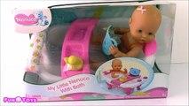 Bébé poupée Comment à changer Couches bébé poupées heure du coucher nouveau née bébés bébé poupée