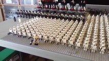 Ejército más grande Castillo colección esqueleto -muertos Lego ninja vs lego ninja lego samura