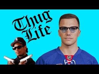 FIVE TIMES THE NHL WENT THUG LYFE - BIZARRE HOCKEY MOMENTS