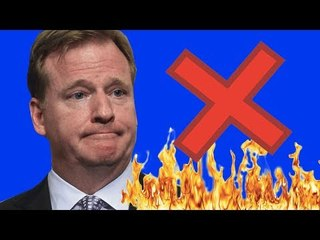 HOW WILL THE NFL FIRE ROGER GOODELL?