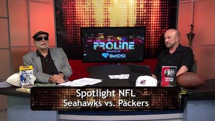 PROLINE Show | NFL Week 1 |Seahawks/Packers | Giants/Cowboys | Free Pick | Sept 10, 2017
