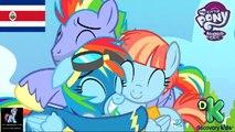 My Little Pony La Magia de la Amistad. Temporada 7 Ep 150'' Padres Desbocados  ''  Español Latino (HD).