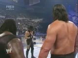 1 of 2 Undertaker & Batista vsKhali &Henry Smackdown 11/2/07
