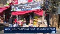 i24NEWS DESK | Trump to meet Netanyahu, Abbas on UN sidelines | Thursday, September 7th 2017