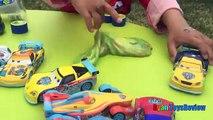 En colère des balles des oiseaux crotte de nez des voitures défi la famille pour amusement amusement enfants vase jouet jouets disney ryan