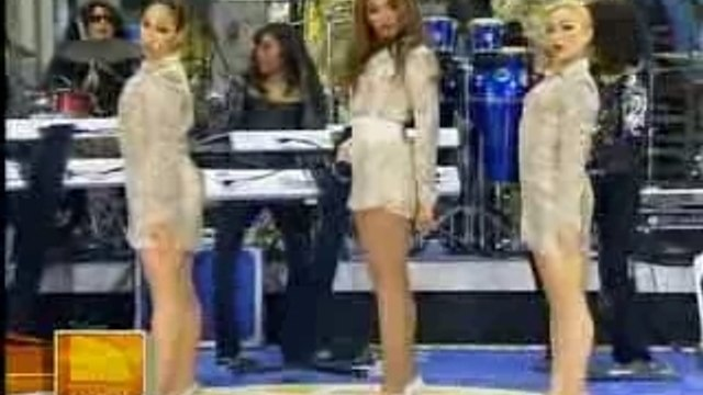 BEYONCE KNOWLES - Green light [Live at Today Show 2007]