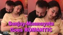 Sanjay Dutt GOES ROMANTIC with wifey Maanayata Dutt