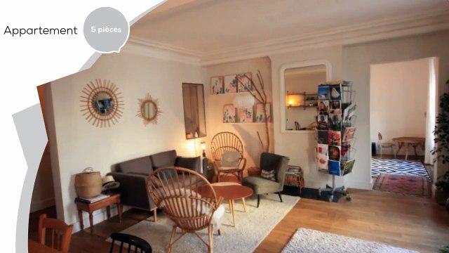 A vendre - Appartement - Levallois perret (92300) - 5 pièces - 109m²